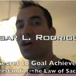 Secret to goal achievement 150x150 Cesar Rodriguez and the #1 Cause of Failure: Destination Thinking