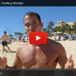 The Best Posture for Prospecting #DraftingMindset
